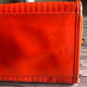 Ted Baker Bags - Ted Baker Patent Leather Purse Handbag